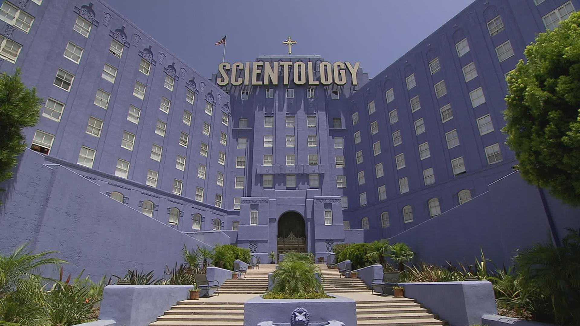 "A still from ""Going Clear,"" the HBO documentary in which Alex Gibney examines the Church of Scientology."